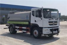 程力牌CL5180GQXE6型护栏清洗车 13607286060