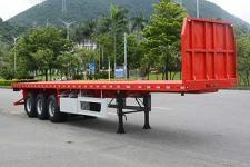 中集13米32.5吨平板半挂车