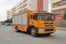 程力威牌CLW5102XXH6型救险车 国六多利卡救险车多少钱13329882498