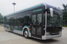 12米|18-38座宇通纯电动低地板城市客车(ZK6126BEVG5M)