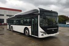 象牌SXC6112GBEV1型纯电动低地板城市客车图片
