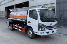 国六东风多利卡易燃液体罐式运输车厂家销售热线13329882498