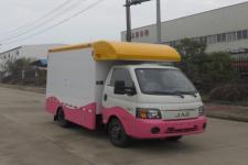 特运牌DTA5030XSHW6型售货车|国六江淮X5流动售货车13329882498