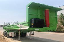 锣响9.6米31.5吨3轴自卸半挂车(LXC9404Z)