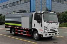 程力牌CL5072GQX6HL型护栏清洗车  13607286060