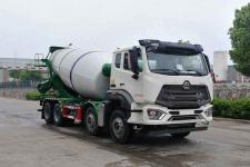 国六重汽汕德卡15方水泥搅拌车厂家直销支持分期付款(CSC5315GJBZ6混凝土搅拌运输车)(CSC5315GJBZ6)