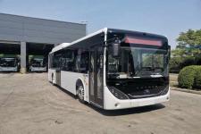 10.5米|19-37座宇通纯电动低入口城市客车(ZK6106BEVG12E)