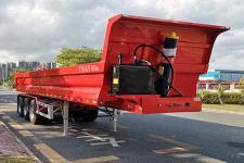 中集9.7米32.4吨3轴自卸半挂车(ZJV9401ZZXSZ01)