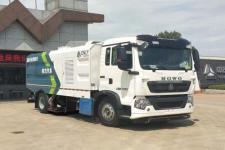 华威驰乐牌SGZ5188TWQZZ6T5型道路污染清除车