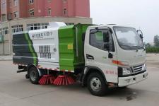 虹宇牌HYS5071TSLH6型扫路车