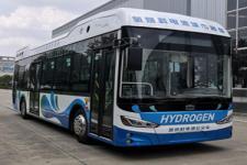 10.5米|18-31座中植汽车燃料电池低入口城市客车(CDL6101URFCEV1)