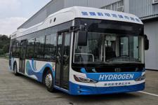 10.5米|18-31座中植汽车燃料电池低入口城市客车(CDL6101URFCEV2)