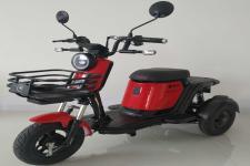 爱玛牌AM400DQZ-9K型电动正三轮轻便摩托车图片