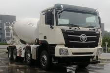 国六福田轻量化搅拌车价格(STD5310GJBBJ6混凝土搅拌运输车)(STD5310GJBBJ6)