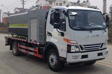 舜德牌SDS5121GQWH6型清洗吸污车