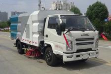 华通牌HCQ5071TXSJX6型洗扫车(HCQ5071TXSJX6洗扫车)(HCQ5071TXSJX6)