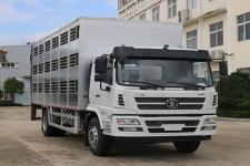 多士星牌JHW5180CCQS6型畜禽运输车