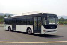 远程牌JHC6120BEVG8型纯电动低入口城市客车图片