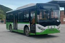 8.5米广通GTQ6858BEVB33纯电动城市客车图片