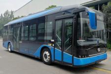 10.6米蜀都CDK6107CBEV纯电动低入口城市客车图片