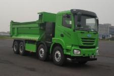 广和牌GR5310ZLJBEV型纯电动自卸式垃圾车图片