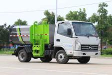 國六凱馬掛桶式垃圾車廠家價格多少錢