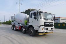 12方东风天锦轻量化搅拌车价格(EHY5310GJBE混凝土搅拌运输车)(EHY5310GJBE)