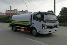 国六东风8方绿化喷洒车厂家直销电话:18871138496