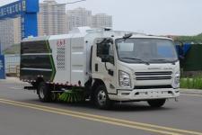 新东日牌YZR5080TXSJX6型洗扫车