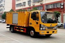 东风污泥处理车(CLW5071TWC6污水处理车)(CLW5071TWC6)