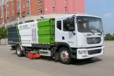 虹宇牌HYS5183TXSE6型洗扫车