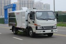 新东日牌YZR5070TSLHFC6型扫路车