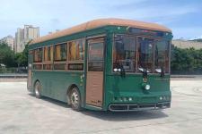 8.5米广通GTQ6853BEVB30纯电动城市客车图片