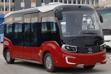 6米|10-15座金旅纯电动客车(XML6606JEVY01)