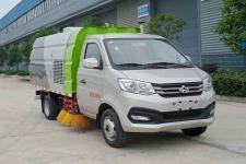 国六长安小型扫路车的厂家价格13635739799