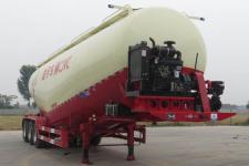 建宇牌YFZ9400GFL55型低密度粉粒物料运输半挂车图片