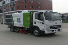 同锐通牌CAA5120TXSC6型洗扫车(CAA5120TXSC6洗扫车)(CAA5120TXSC6)