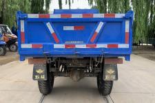 五征牌7YPJZ-17100PD6-1型自卸三轮汽车图片