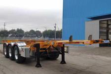通华8.4米34.5吨3轴集装箱运输半挂车(THT9403TJZA)