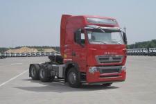 豪沃牌ZZ4257V324HE1B型牽引汽車