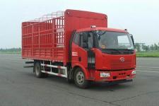 一汽解放國五單橋倉柵式運輸車154-330馬力5-10噸(CA5160CCYP62K1L4E5)