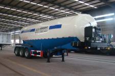 盛润10米30.7吨3轴下灰半挂车(SKW9401GXHB)