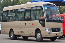 7.2米金旅客車