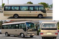 金旅牌XML6729J15型客車圖片4