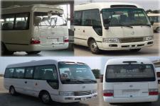 金旅牌XML6601J25型客車圖片4