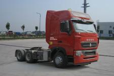 豪沃牌ZZ4257W323HE1W型危险品牵引车