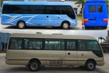 金旅牌XML6700J16型客车图片2
