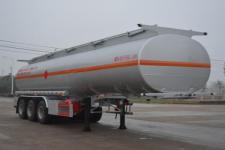 欧曼牌HFV9400GRY型易燃液体罐式运输半挂车图片