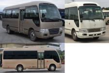 金旅牌XML6700J25型客车图片3