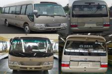 金旅牌XML6700J25型客车图片4